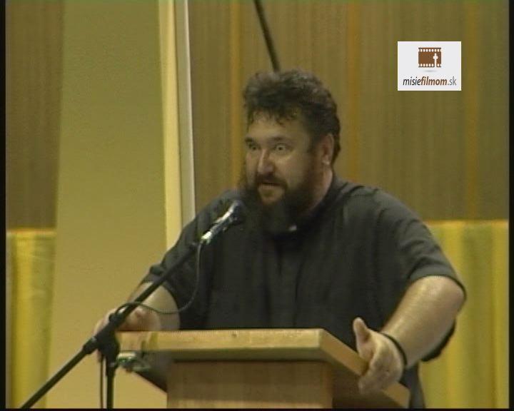 """Jozef Maretta: Rozhodni sa, čo prijímaš: """"pokoj či prekliatie."""" Je to na TEBE"""