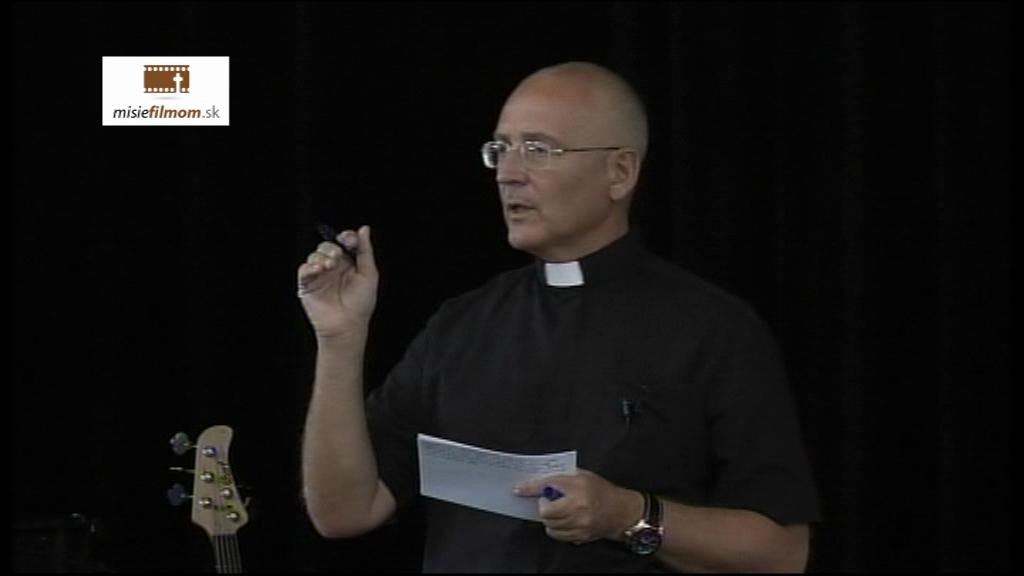 Ján Majerník: Prehĺbenie vzťahu s Bohom