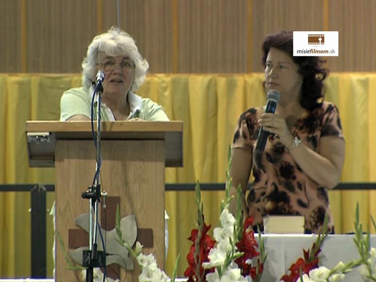 Erika Gibello: Služba uzdravovania v dnešnej Cirkvi