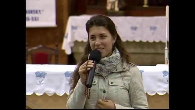 Valentyna Pavsyukova: Od obrátenia k povolaniu na misie