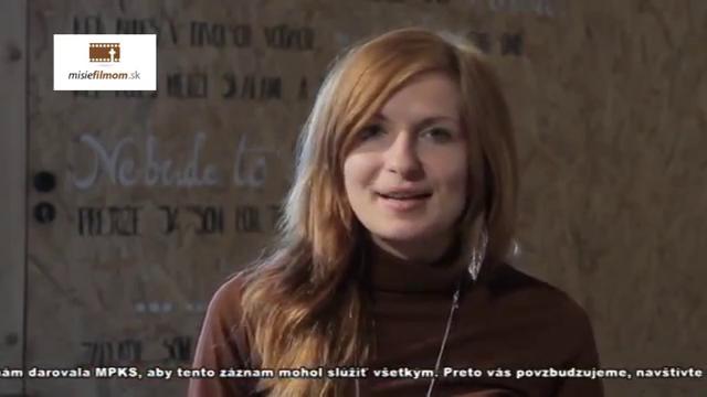 Monika Kasáková: Moje stretnutie s modlitbou chvál