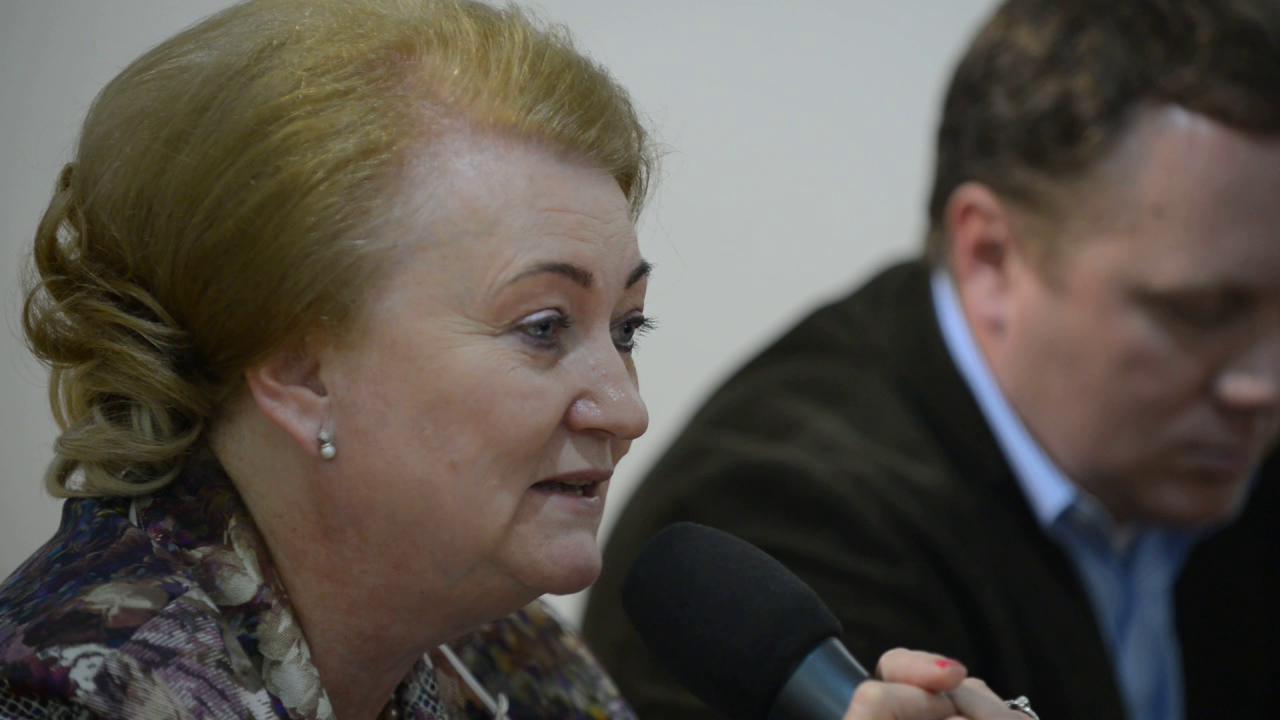 A.Záborská, R. Vašečka: Ako presadzovať ochranu ľudského života a dôstojnosti v politike, 2.časť.