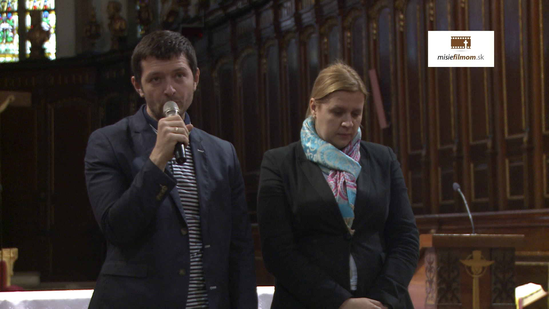Štefan a Janka(komunita Emanuel): Naša cesta modlitbou