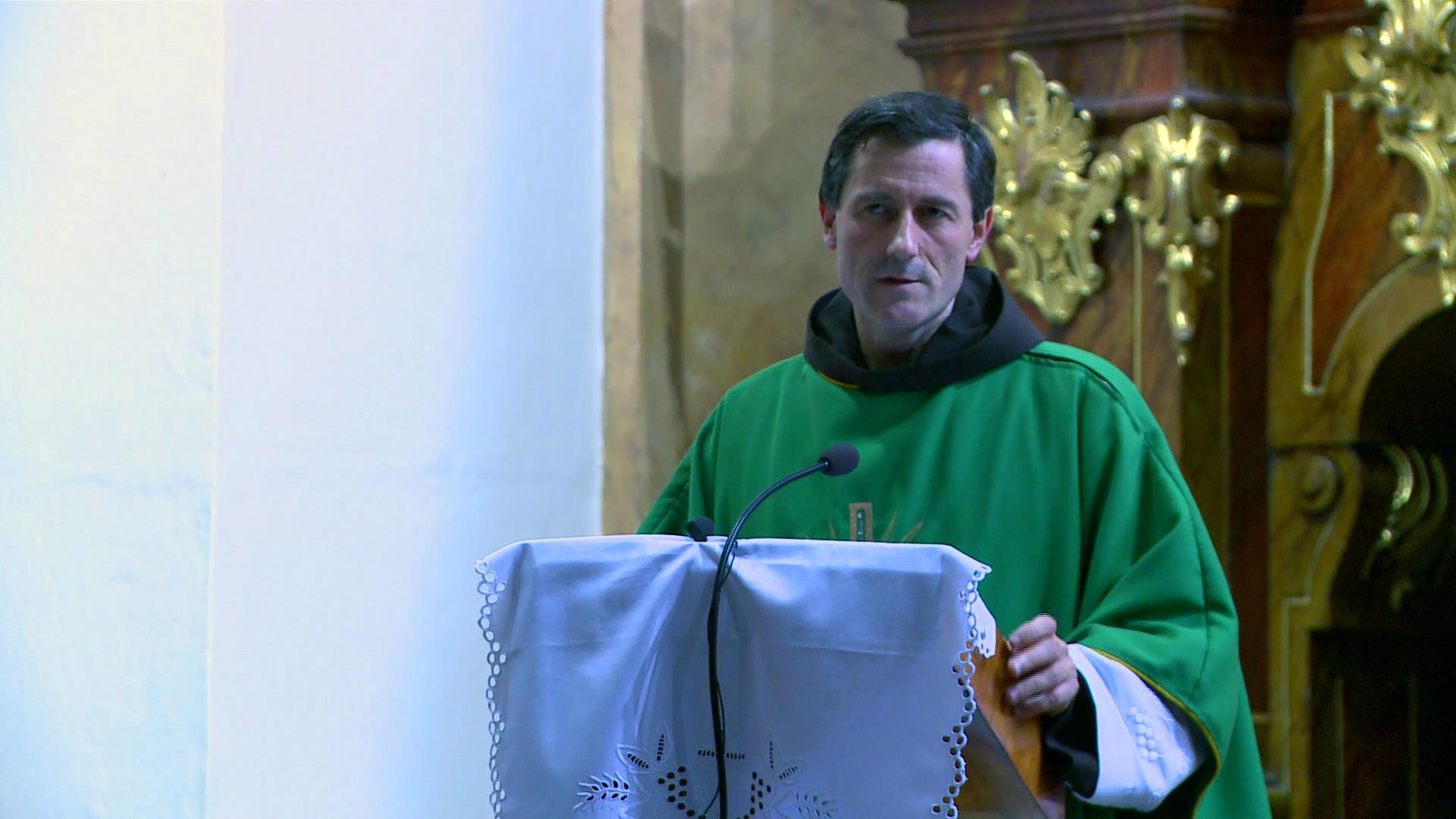 Andrej Valach OFM: Médiá ako prostriedok evanjelizácie