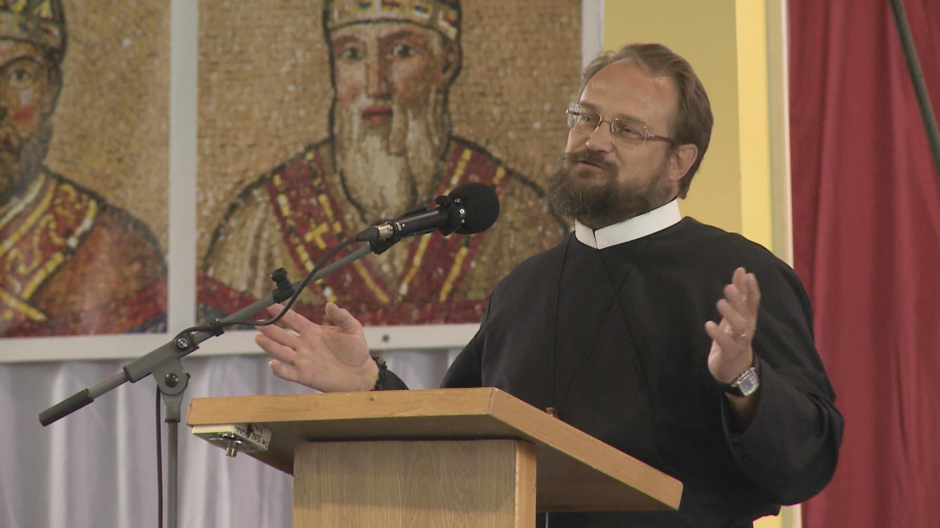 Mikuláš Tressa: Zasvätenie sa Nepoškvrnenej Panne Márii