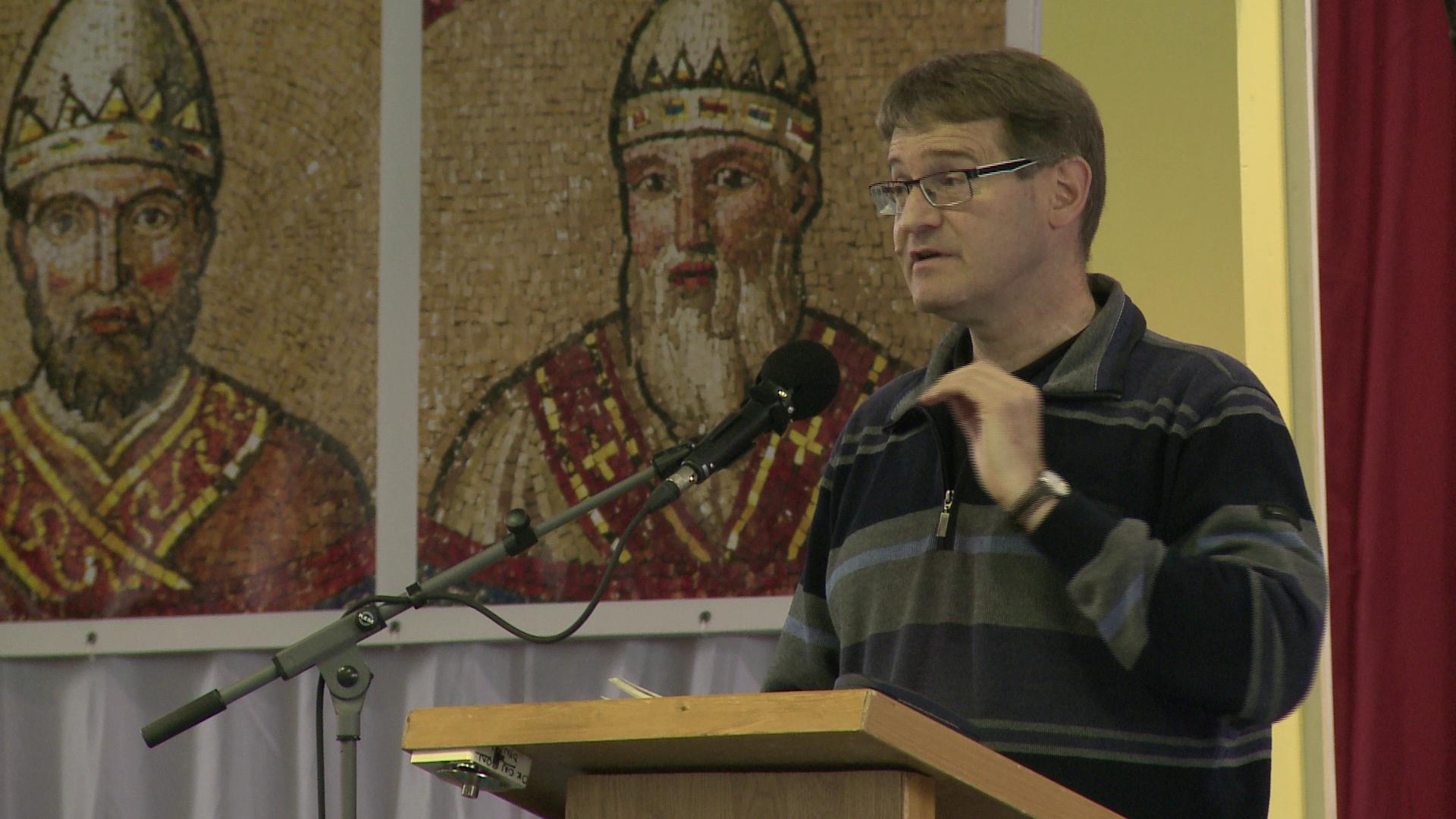 Dušan Lukáč: Boh nás v Kristovi požehnal všetkým nebeským duchovným požehnaním…