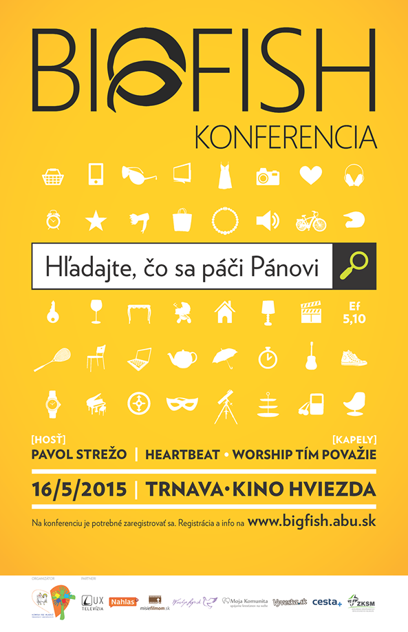 16.5.2015 – BIGFISH konferencia