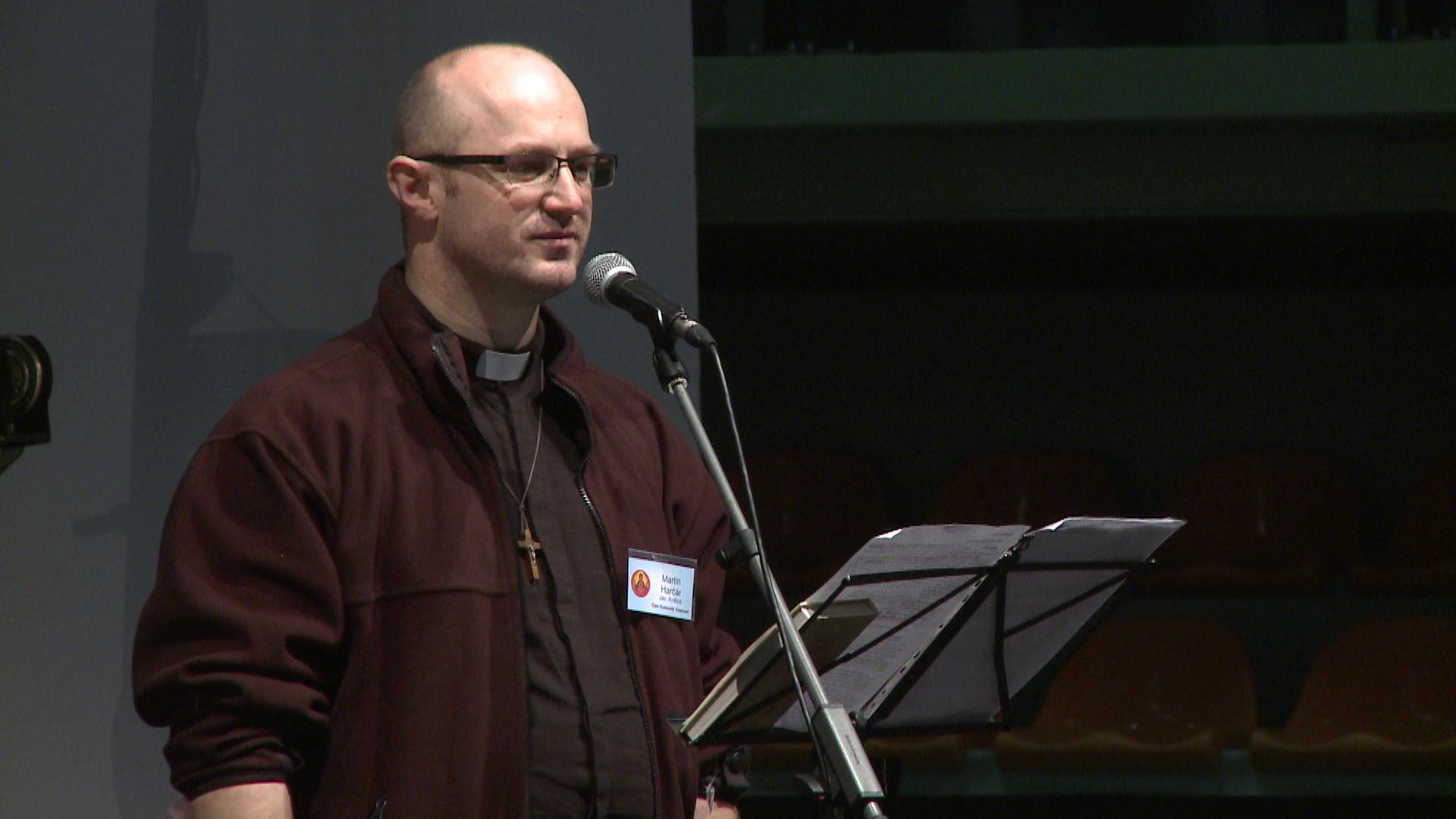Martin Harčár: O osobnej modlitbe