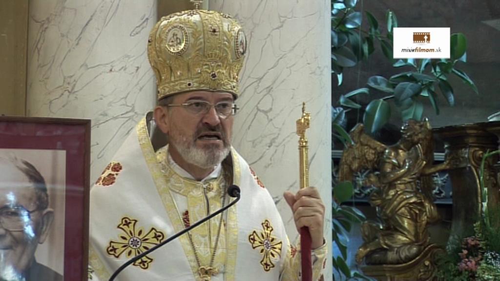 J.E.Mons.Milan Šášik: Cirkev ako rodina