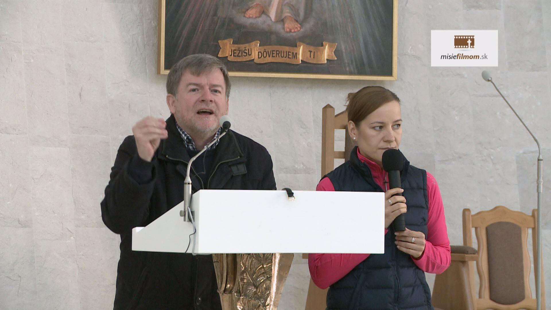Gottfried Prenner: K čomu nás pozýva Mária? 1.časť