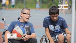 Deti s diagnózou spina bifida a hydrocefalus
