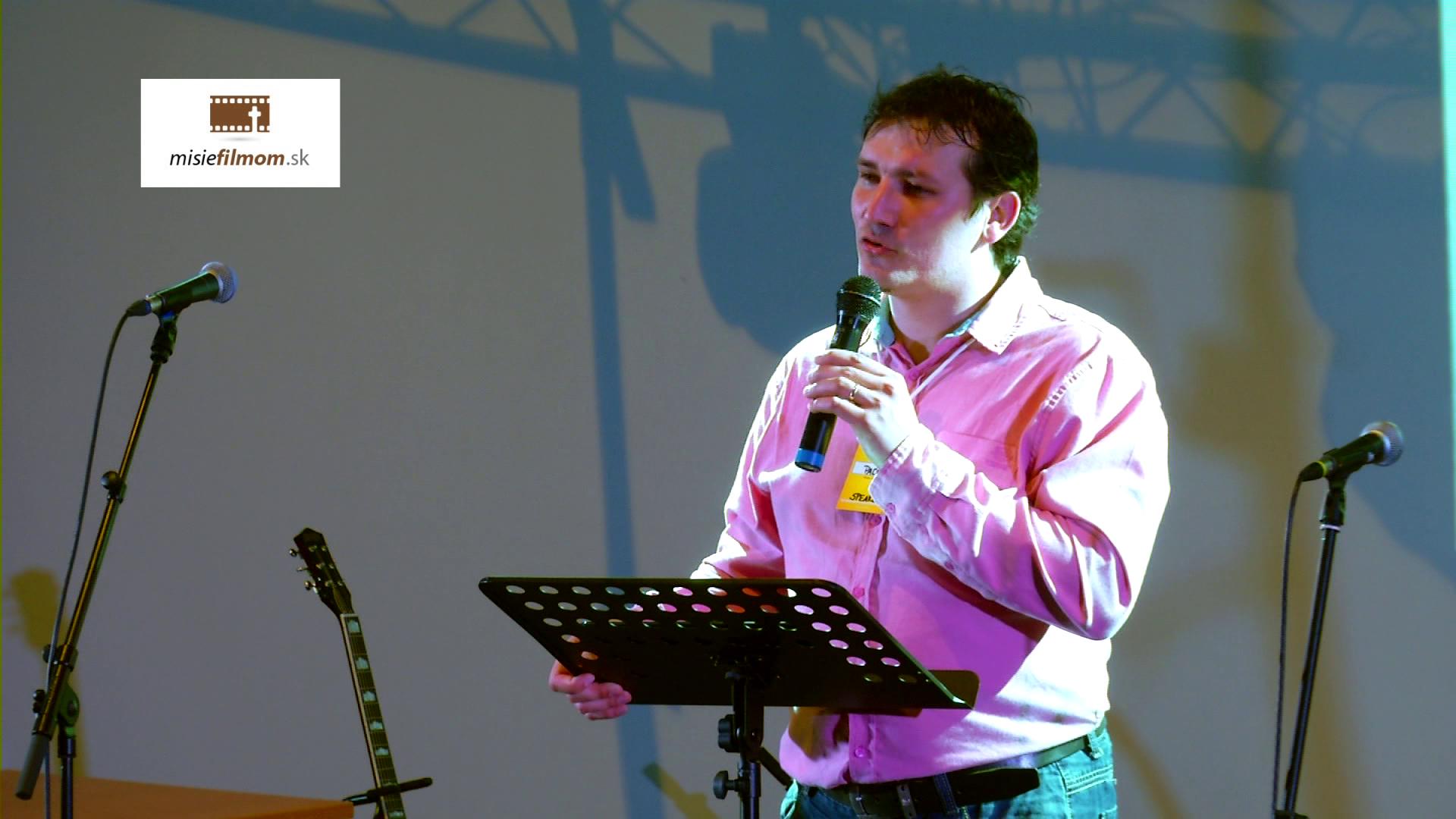 Pavol Strežo: Hľadajte, čo sa páči Pánovi, 1.časť