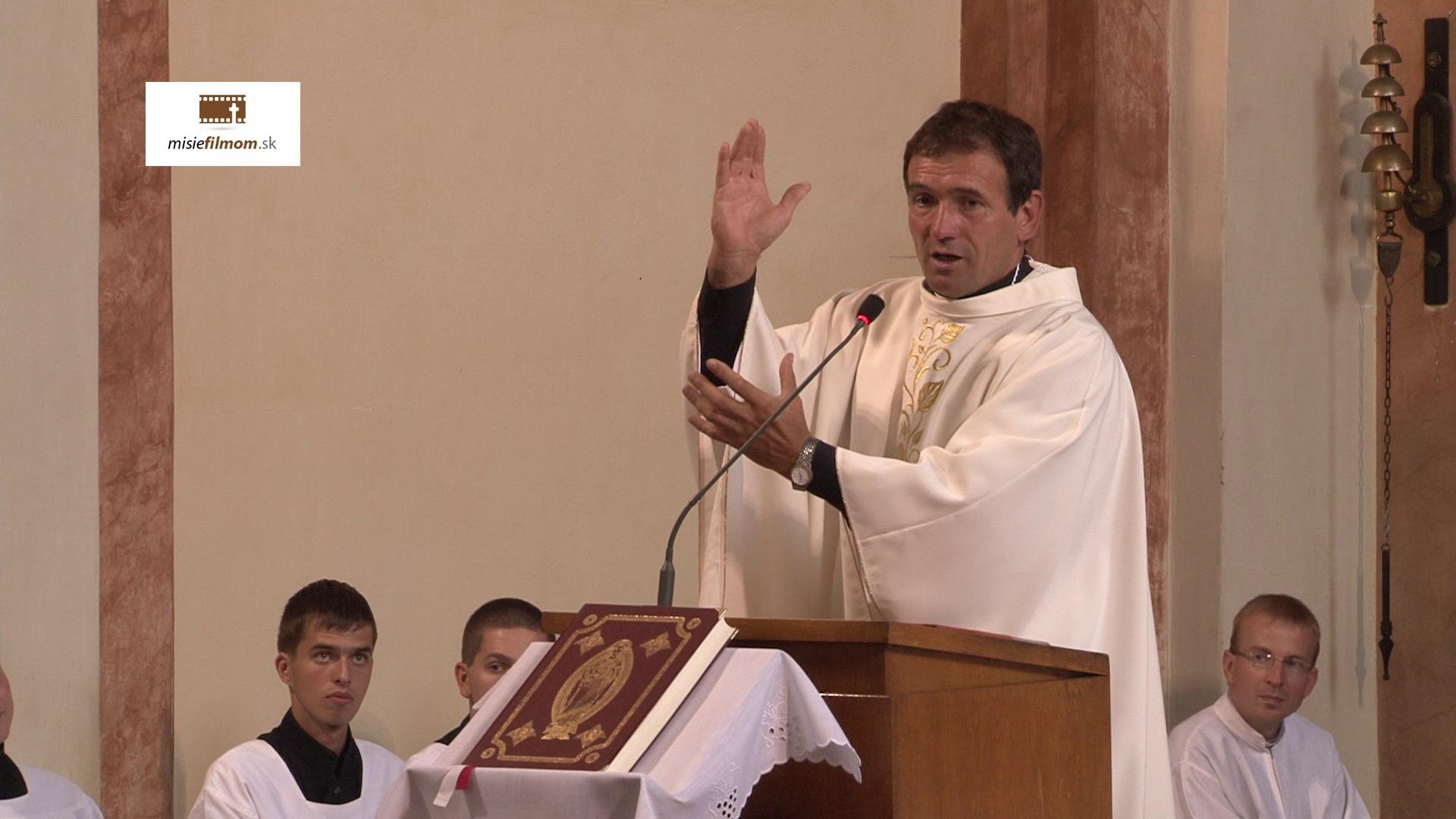 Marián Kuffa: Učme sa od Márie!