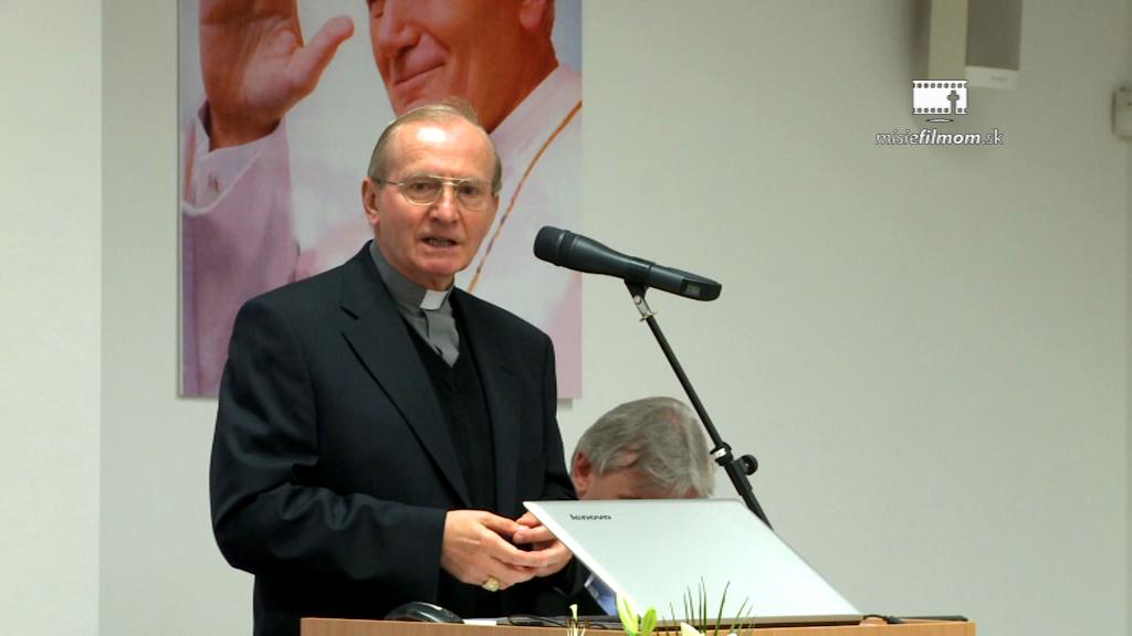 František Rábek – Evanjelium o víťaznom kríži v živote kresťanských manželov