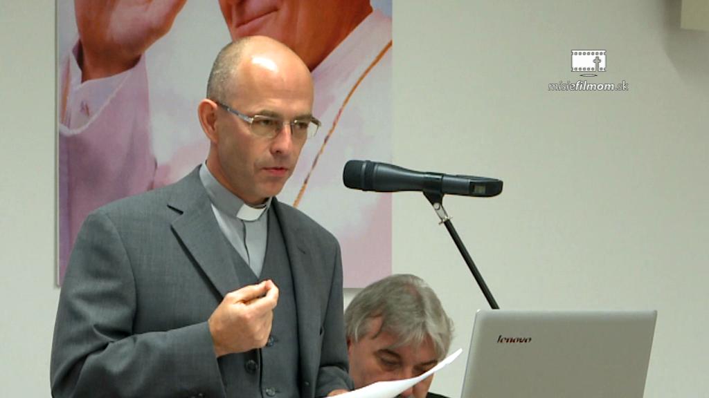 Jan Balík – Kritický dialóg viery a rozumu ako fundament pre nájdenie integrálnej antopológie