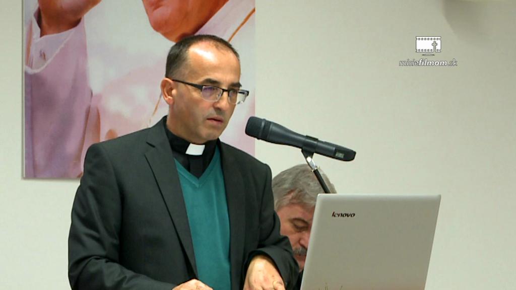Peter Brenkus – Význam archetypu ženícha v učení Jána Pavla II.