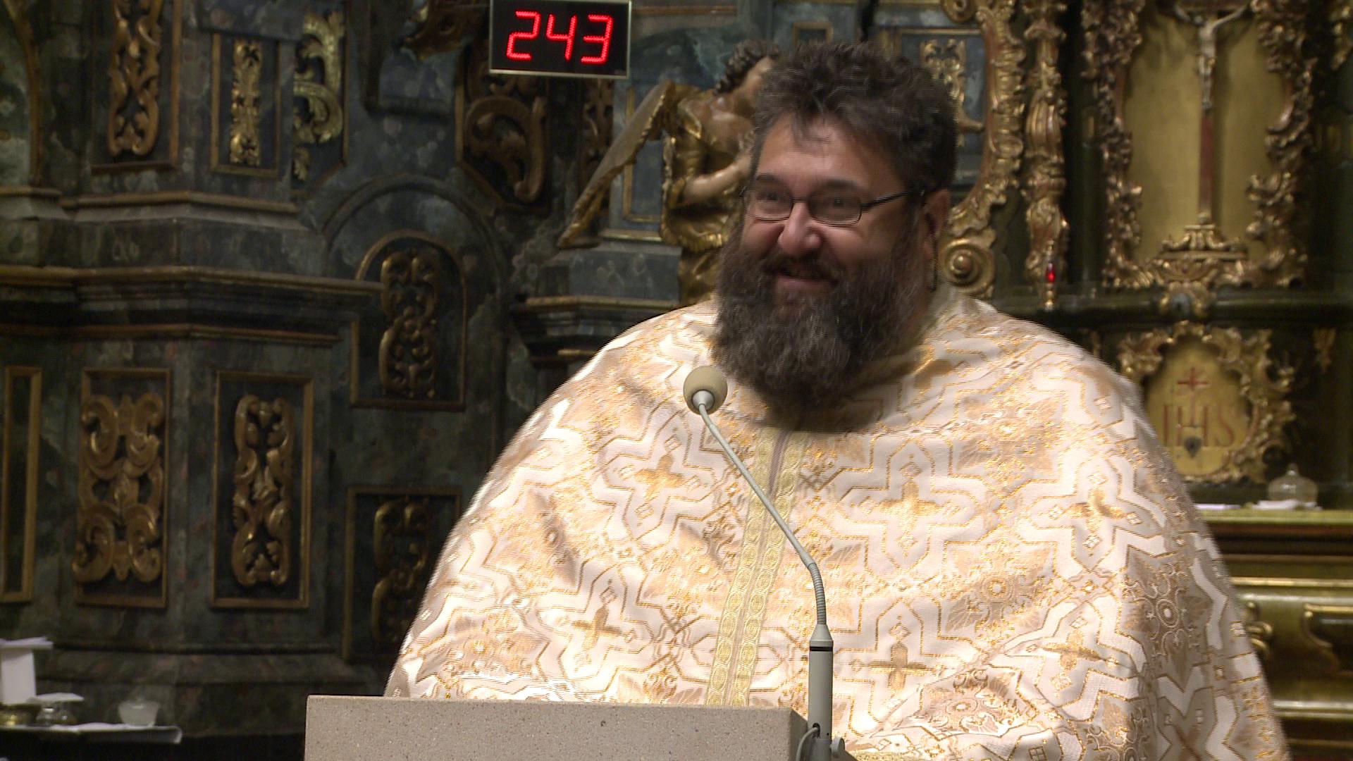 """Jozef Maretta – """"Chceš sa aj Ty stať reklamným agentom Ježiša Krista?"""""""