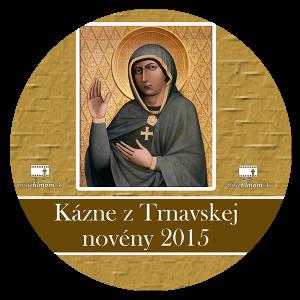 CD mp3 Kázne z TRNAVSKEJ NOVÉNY 2015