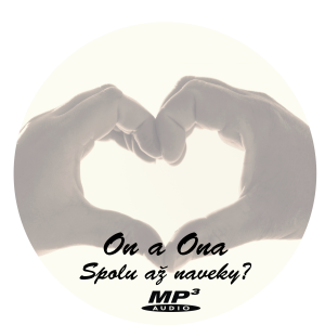 CD mp3 – On a ona – spolu až naveky