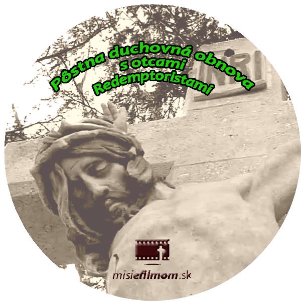 DVD Pôstna duchovná obnova s redemptoristami