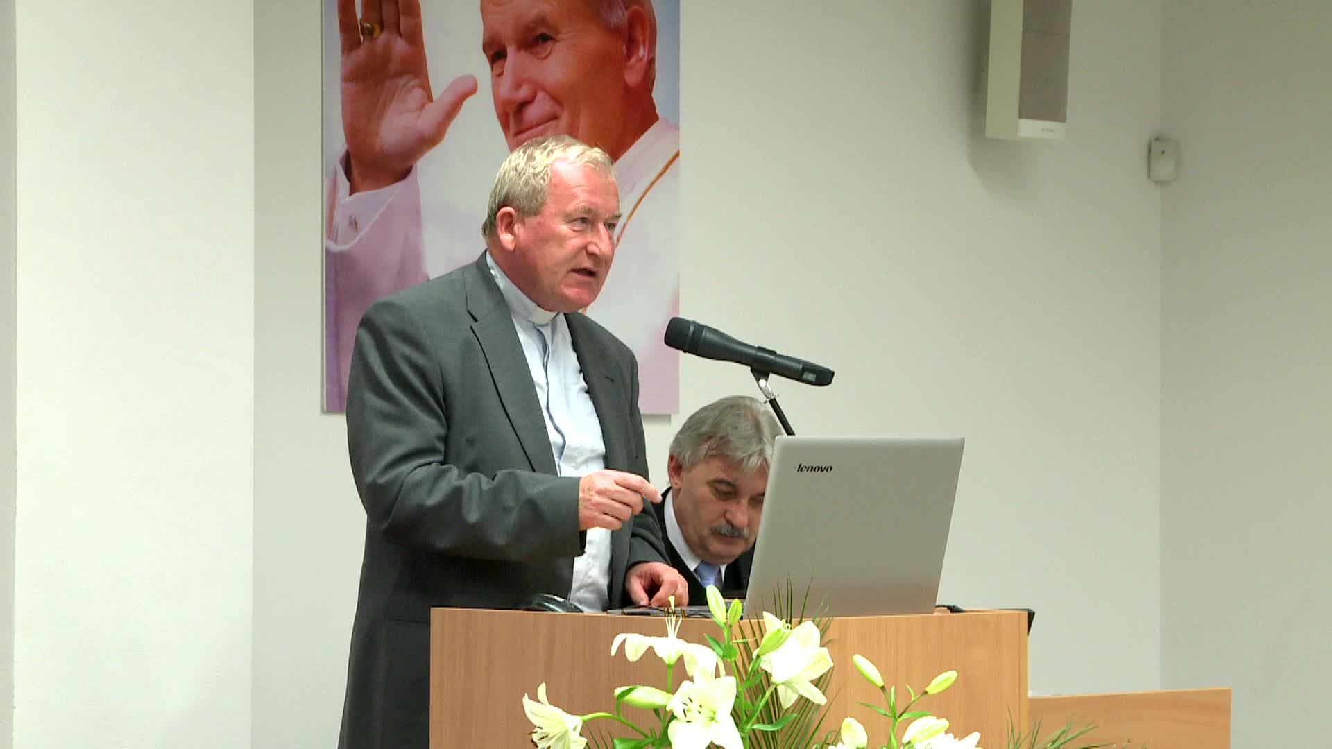 Ladislav Csontos – Rozvedení katolíci a obnovená spiritualita pokánia