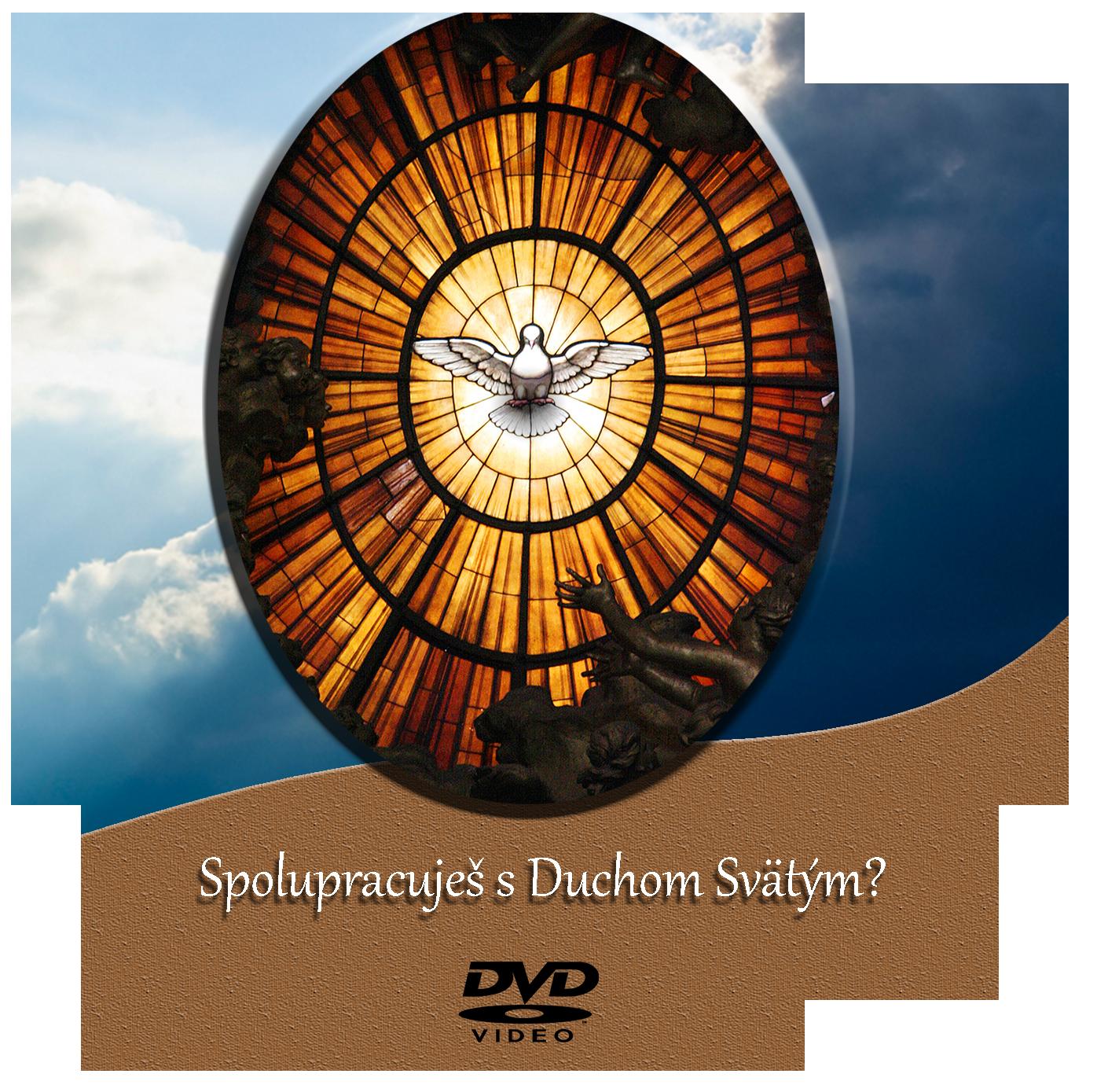 DVD Spolupracuješ s Duchom Svätým?