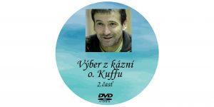 DVD výber z kázni o.Kuffu 2