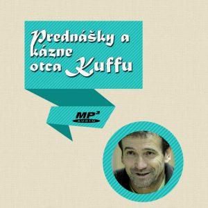 CD mp3 SUPER PONUKA! Prednášky a kázne  otca Kuffu