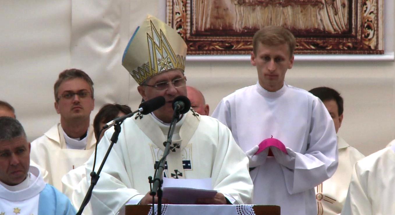 Gaboltov 2016 – J.Ex.Mons.Bernard Bober: Blízko pri Márii