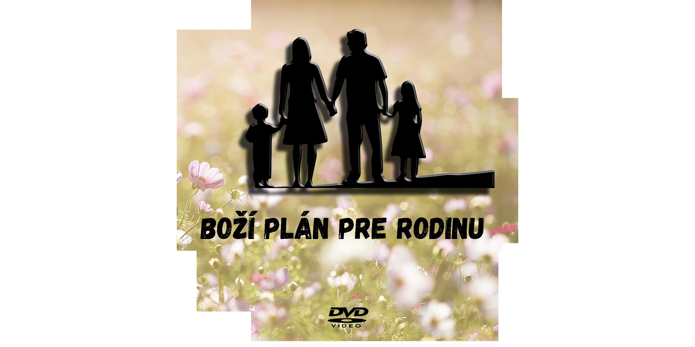 DVD Boží plán pre rodinu