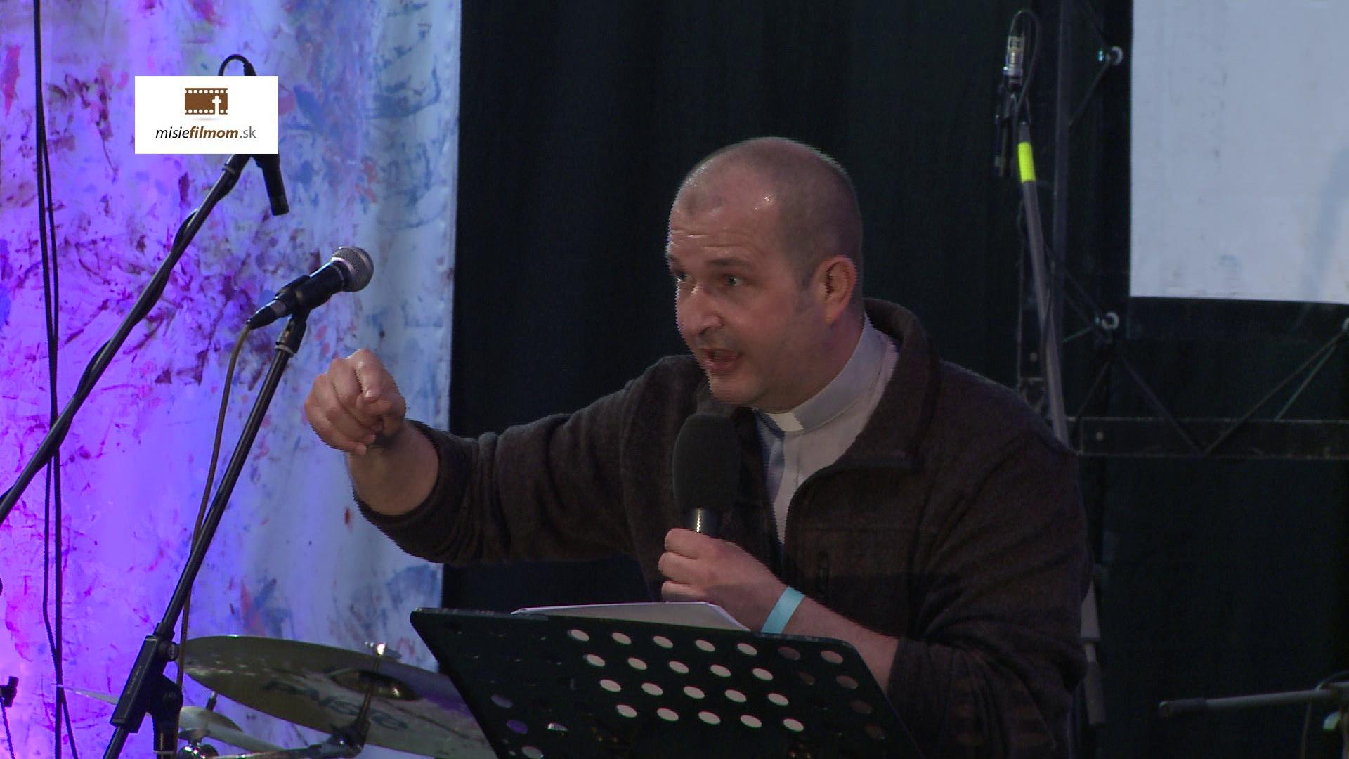 Ján Buc – Otázky, ktoré by si mal položiť Bohu