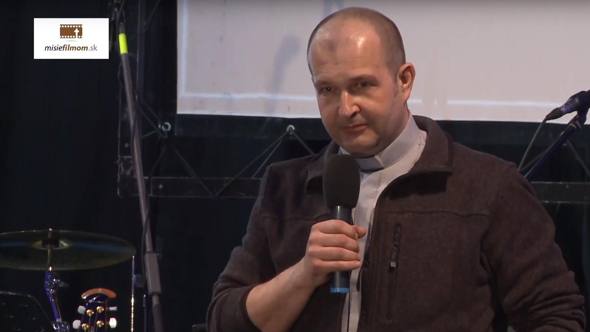 Ján Buc Z mapy Slovenska zmizlo jedno veľké mesto kresťanov!