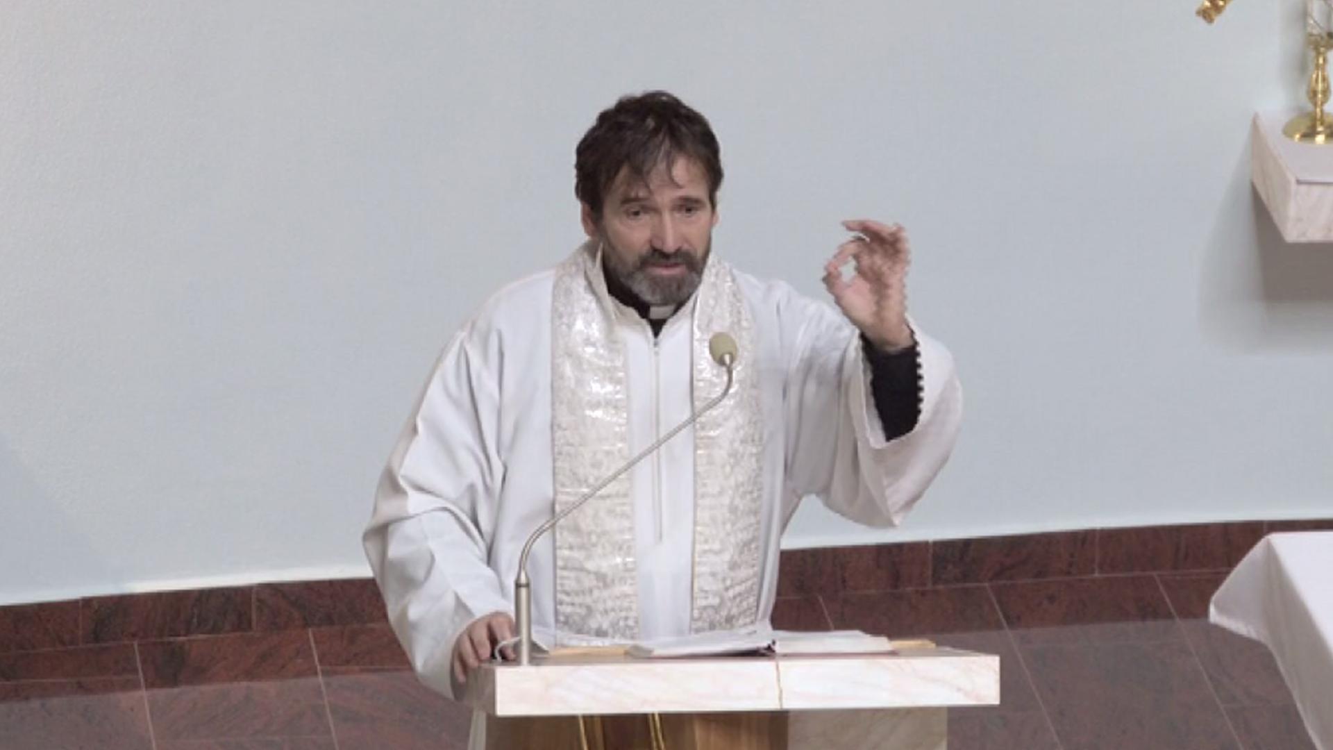 o.Kuffa – kázeň aj o Covide