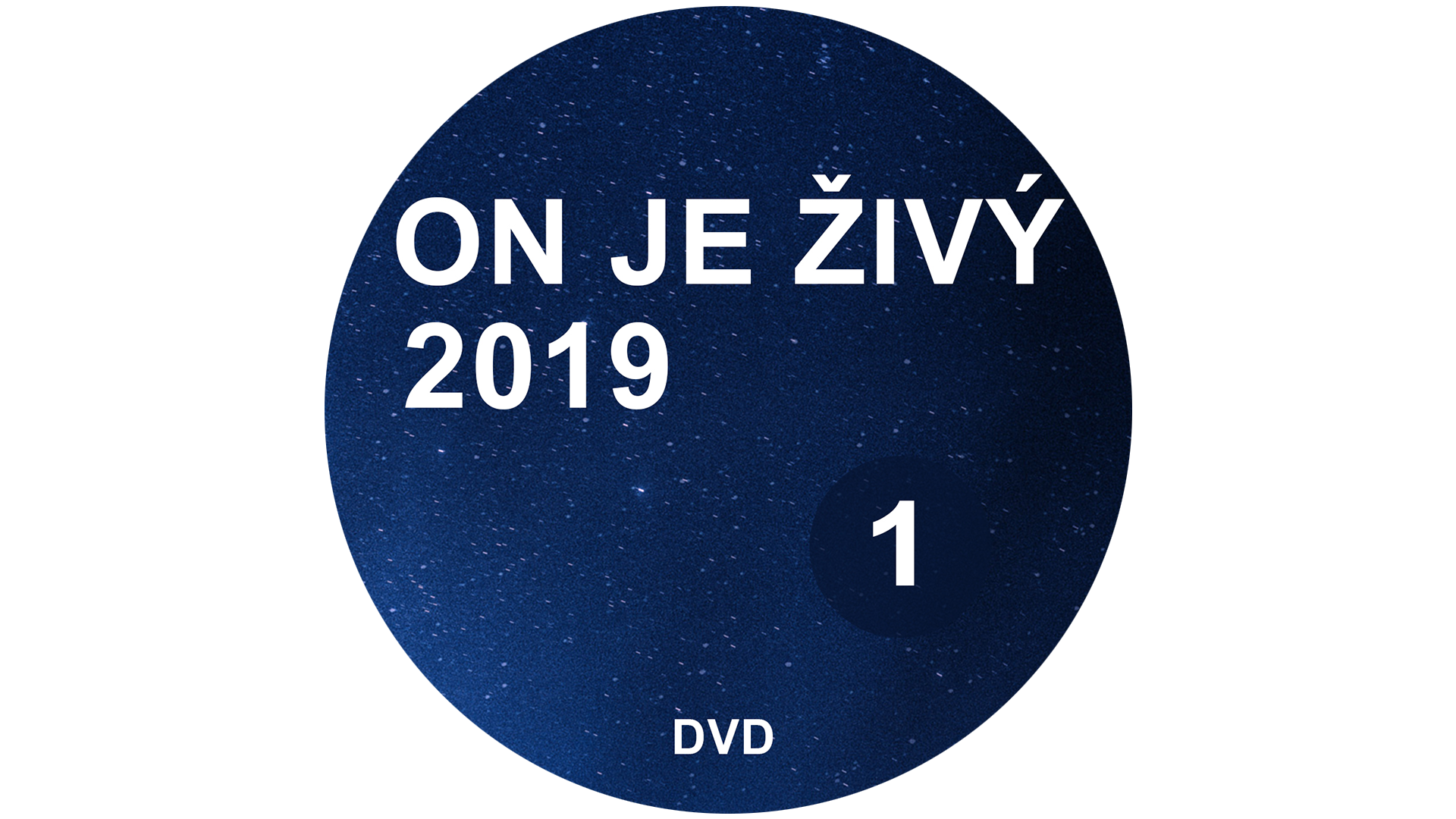 ON JE ŽIVÝ 2019 DVD1