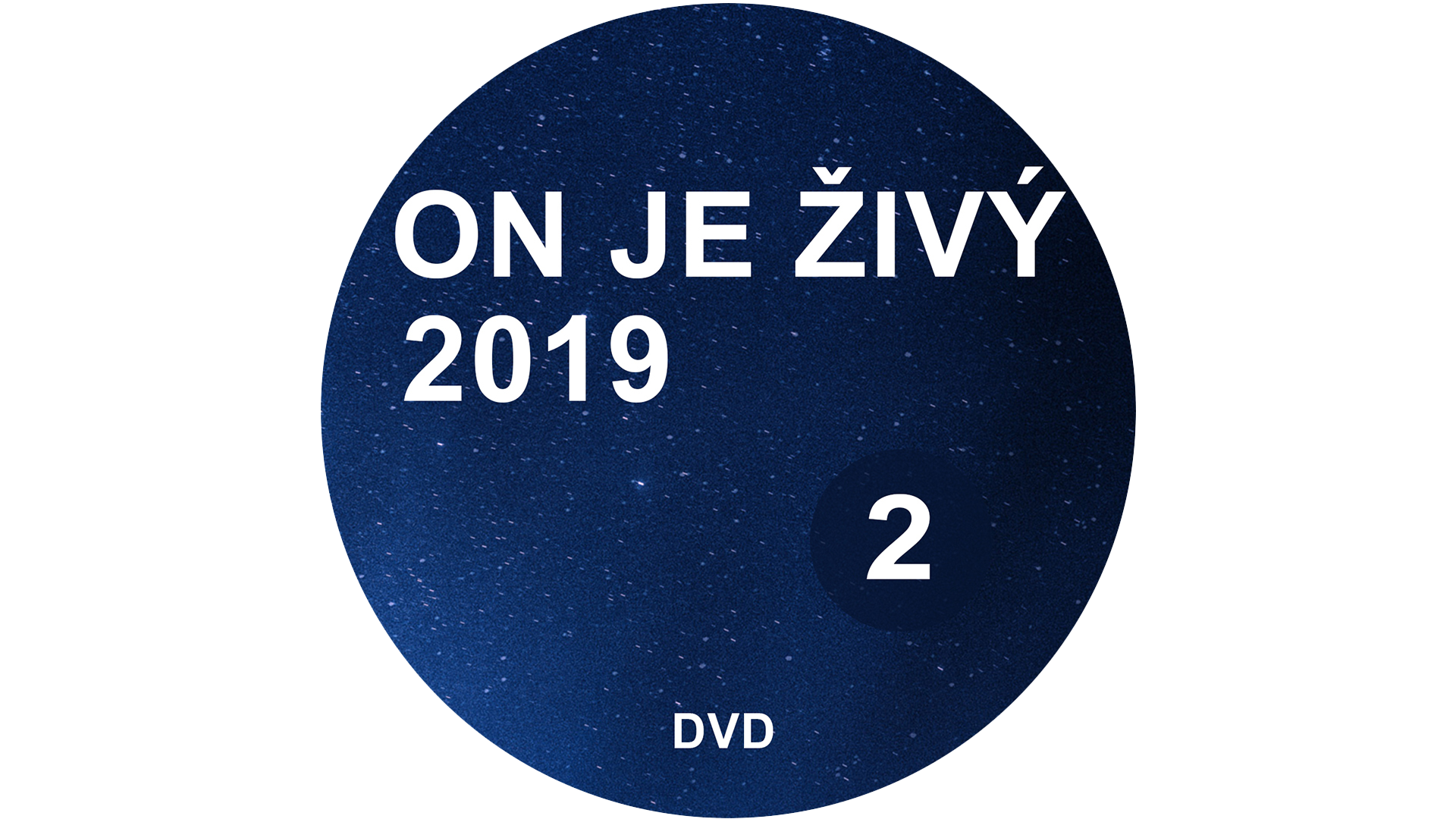 ON JE ŽIVÝ 2019 DVD2
