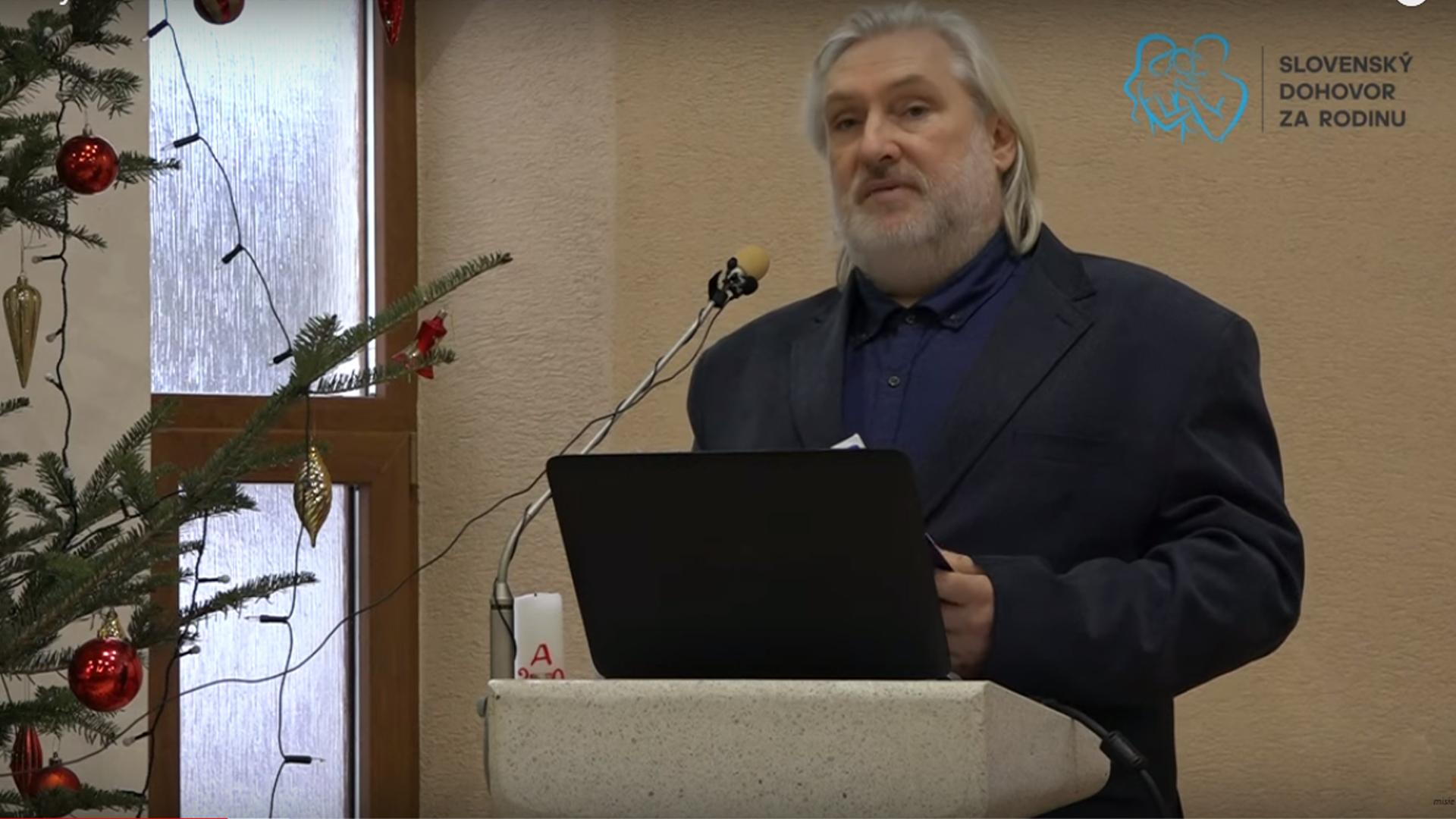 Erik Zbiňovský – Aktuálne o Istanbulskom dohovore