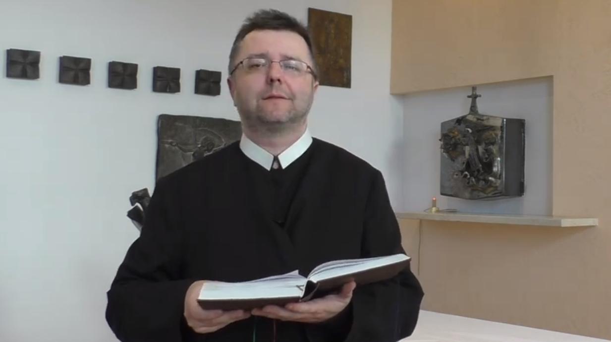 Redemptorista o.Andrejov – o dnešnom evanjeliu