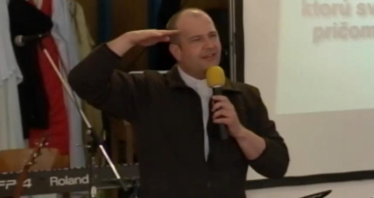 o. Ján Buc – Staň sa evanjelistom