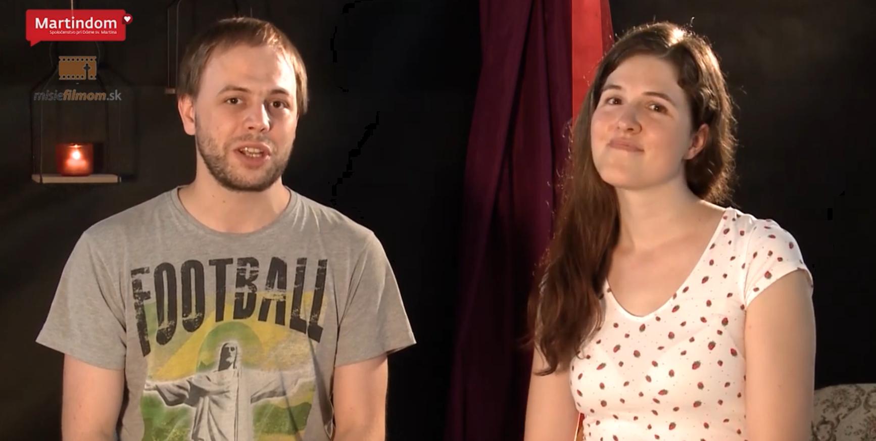 Matej a Veronika Ridzoňovci – Chvála je náš životný štýl