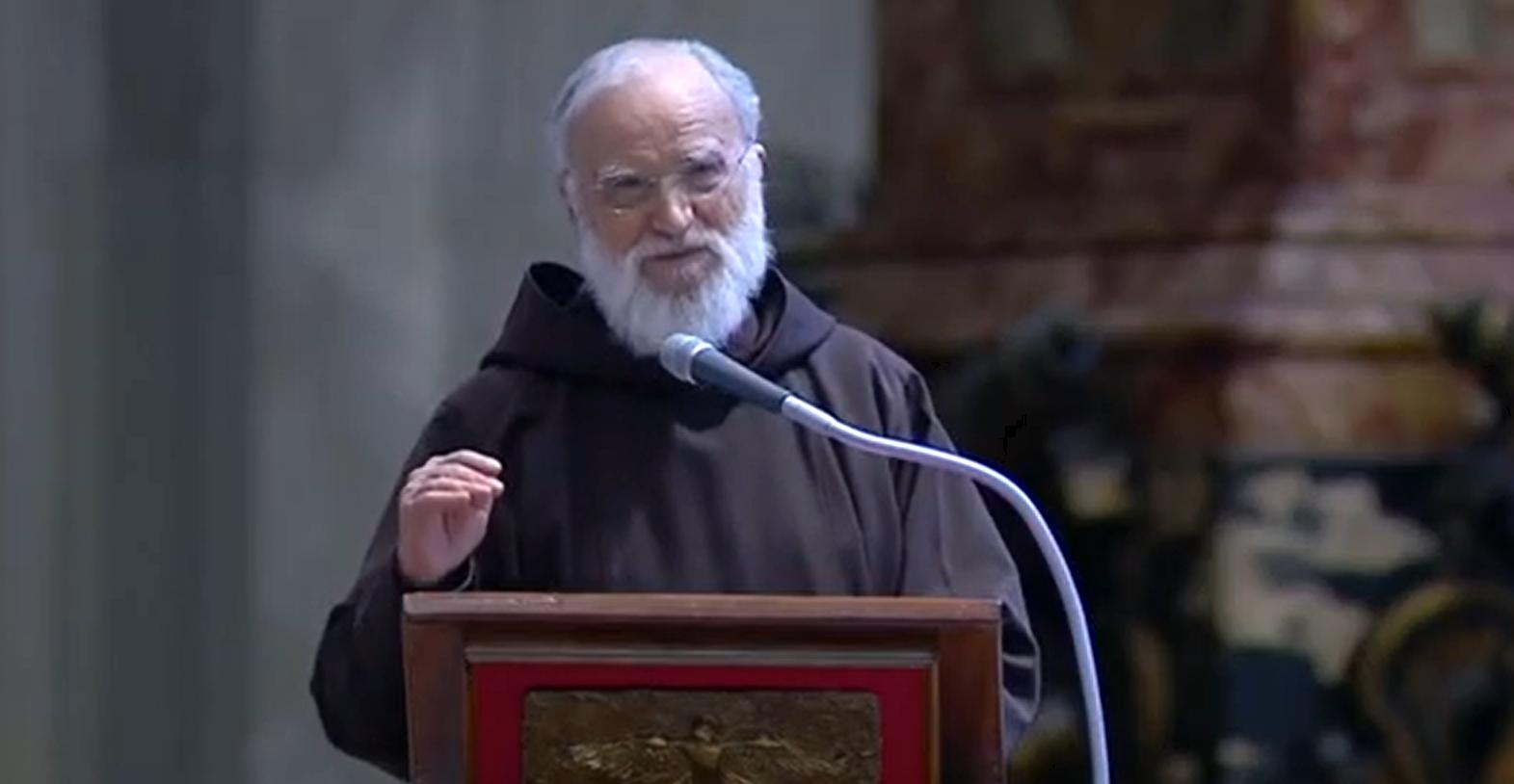 p. Raniero Cantalamessa O.F.M. Cap.- Zoslal Koronavírus na svet Boh?
