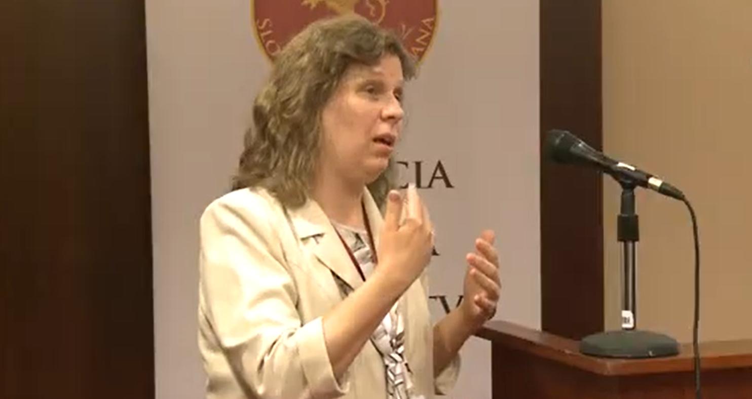 Mária Schindlerová – Čo je to prirodzené plánovanie rodičovstva?