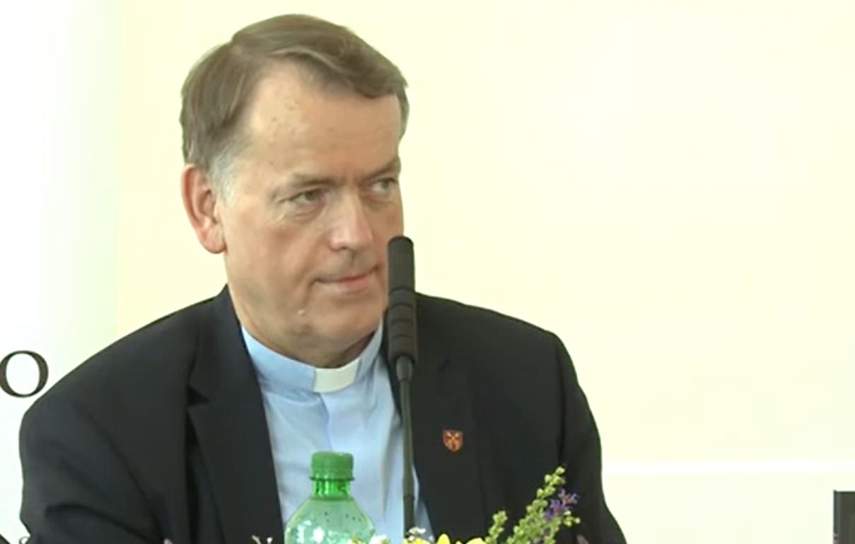 Prof. Dariusz Oko –  s pápežmi a biskupmi proti Homo klikám v Cirkvi 2. časť.