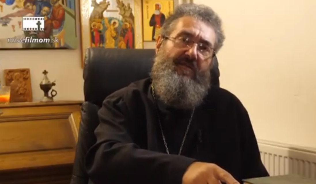 "o. Jozef Maretta – Prečo opakujeme ""Zdravas""?"